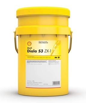 Shell Diala S3 ZX-I